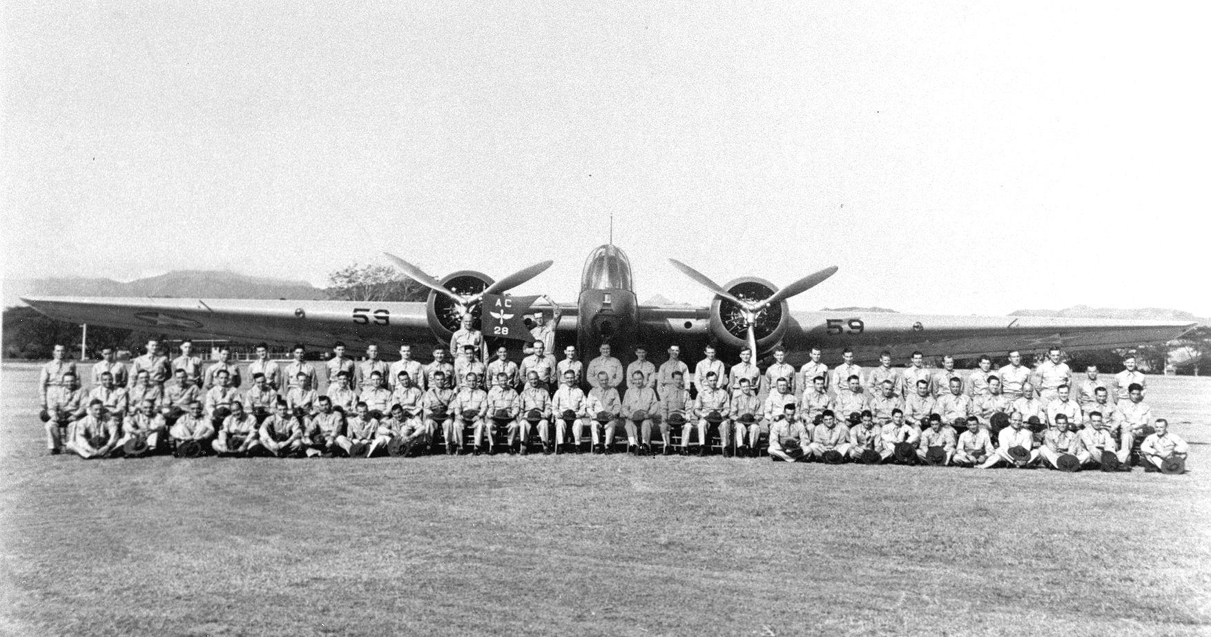 File 28th Bombardment Squadron Martin B 10b 35 258 Jpg