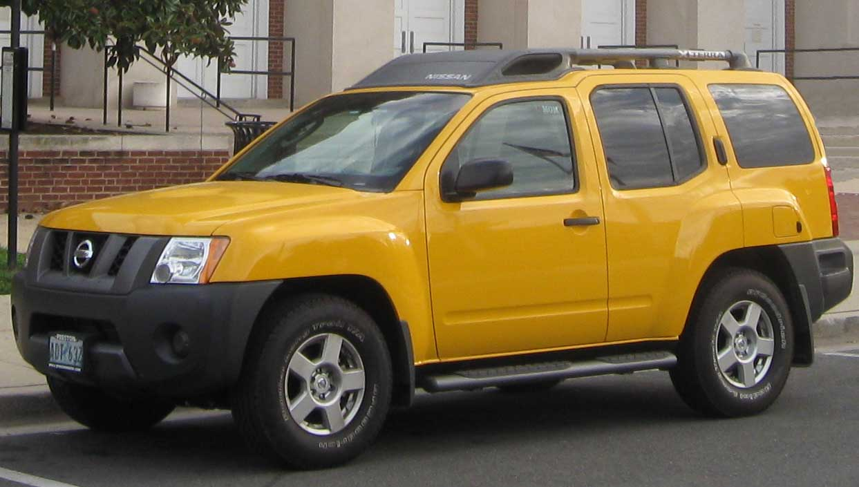 File 2nd Nissan Xterra Jpg Wikipedia