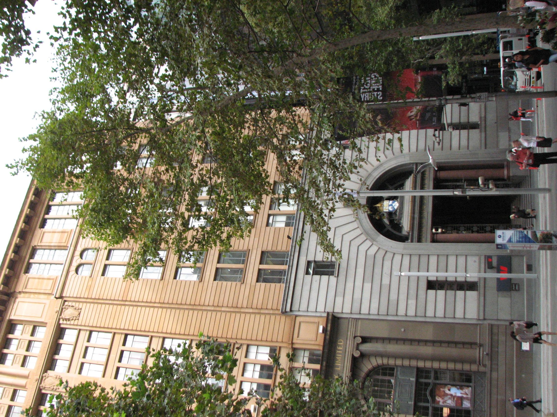 Club x sydney george street