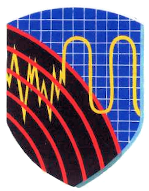 Emblem of the 662d Aircraft Control and Warning Squadron