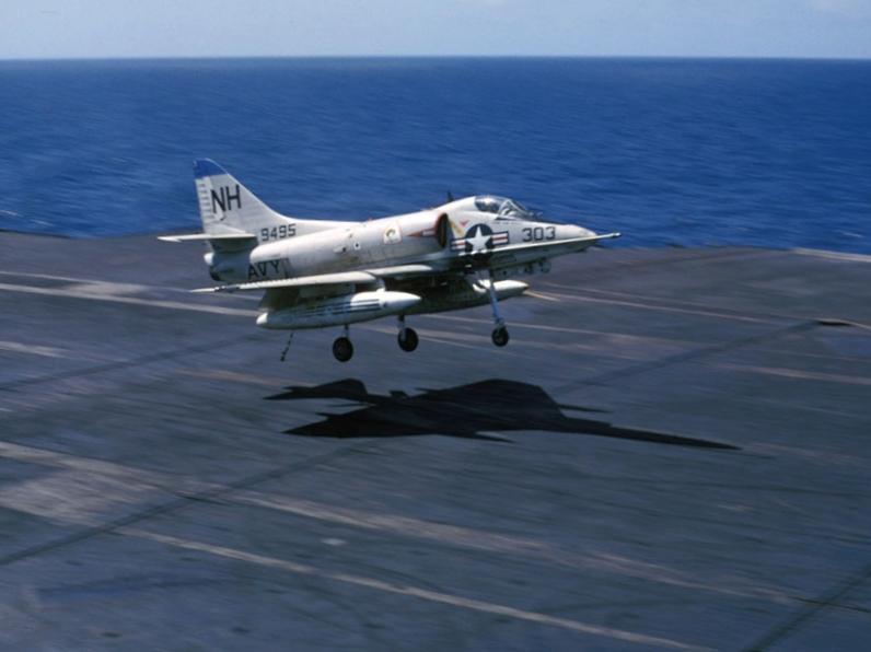 A-4 CVA-63 Mar1966