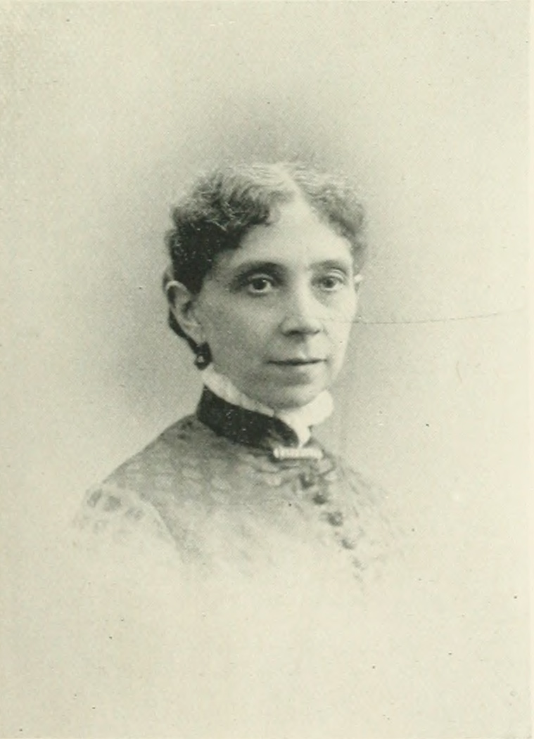ANNIE SHERWOOD HAWKS A woman of the century (page 375 crop).jpg