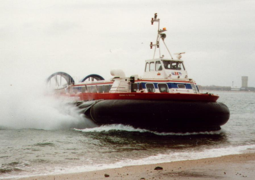 British Hovercraft Corporation Ap1-88