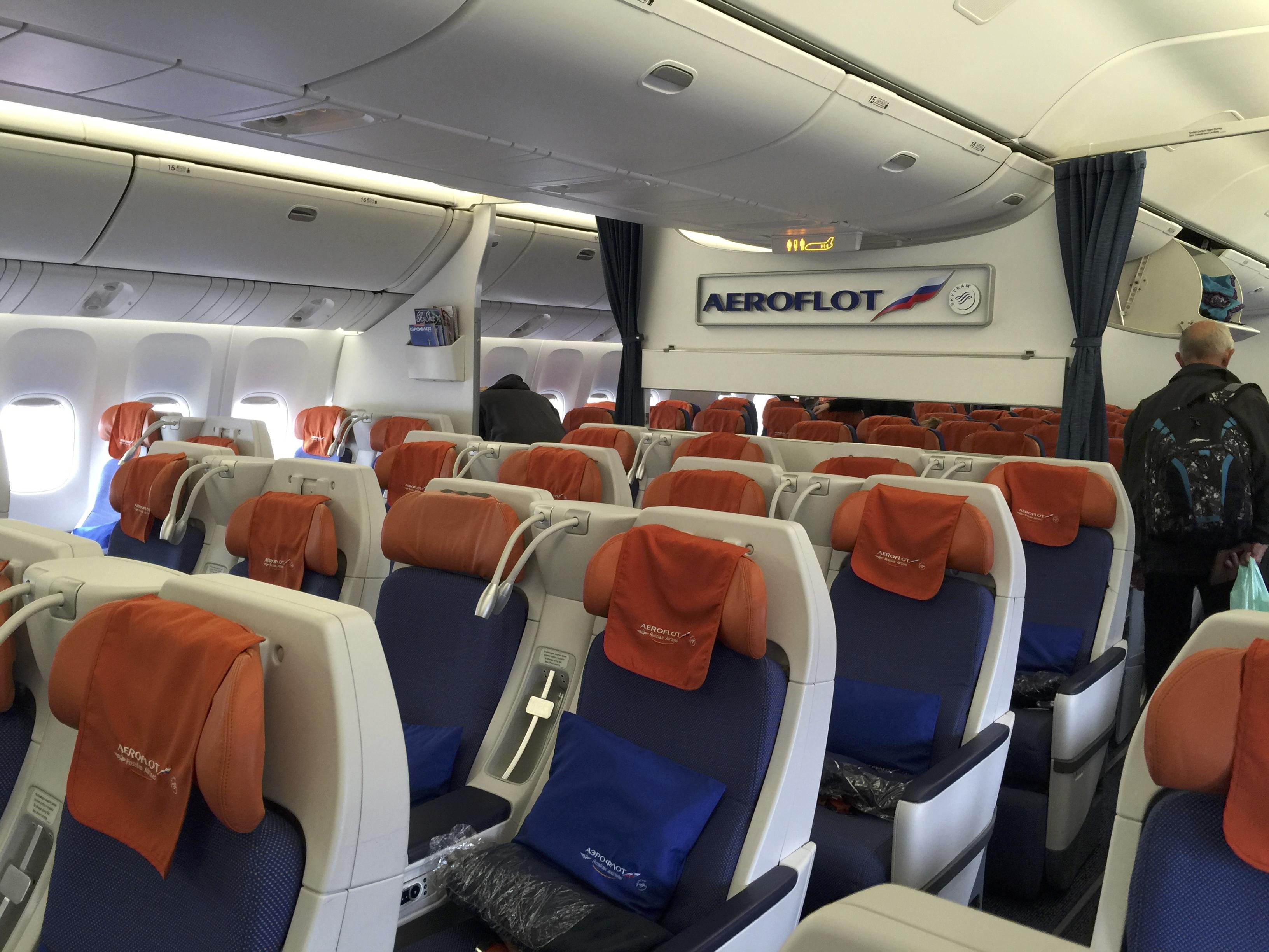 file aeroflot russian airlines plane interior may 2016 jpg