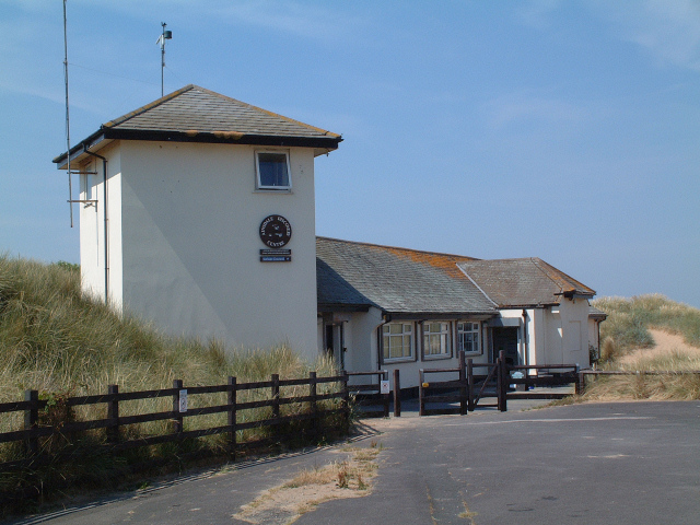 Ainsdale Visitors Centre - geograph.org.uk - 205085