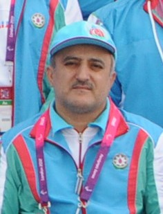 Akbar Muradov at the 2012 Summer Paralympics.jpg