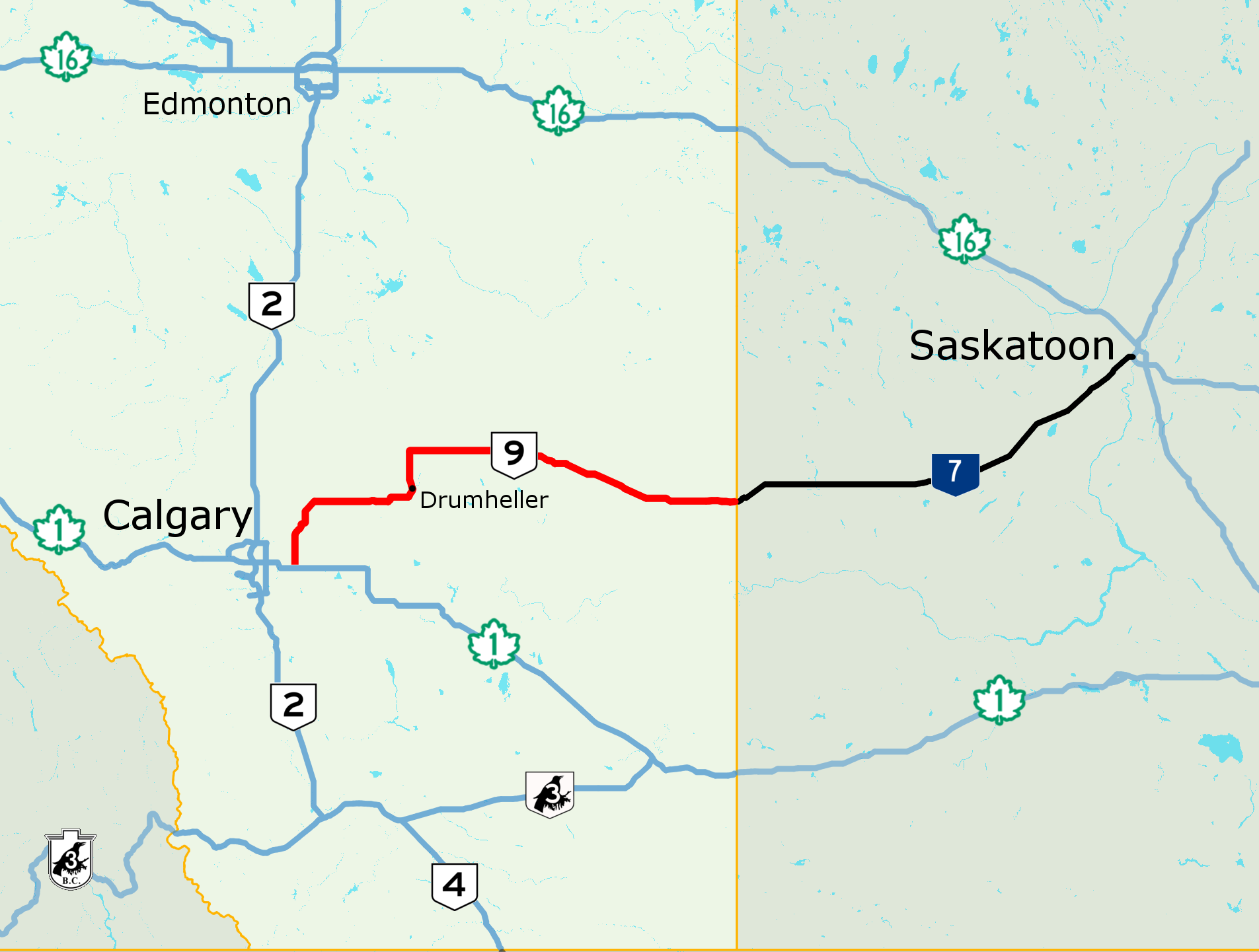 FileAlberta Highway 9 Mappng Wikimedia Commons