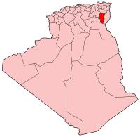 لمحة وجيزة عن ولاية خنشلة  Algeria-Khenchela