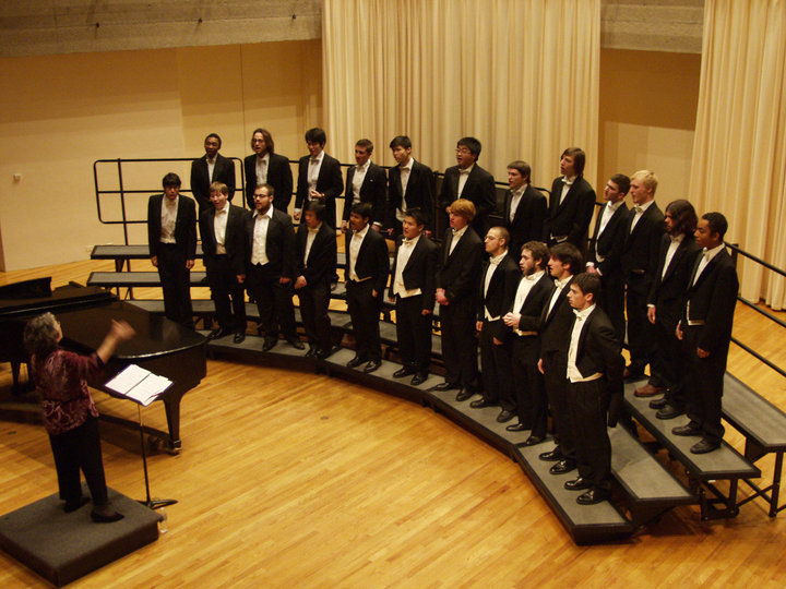 amherst college glee club