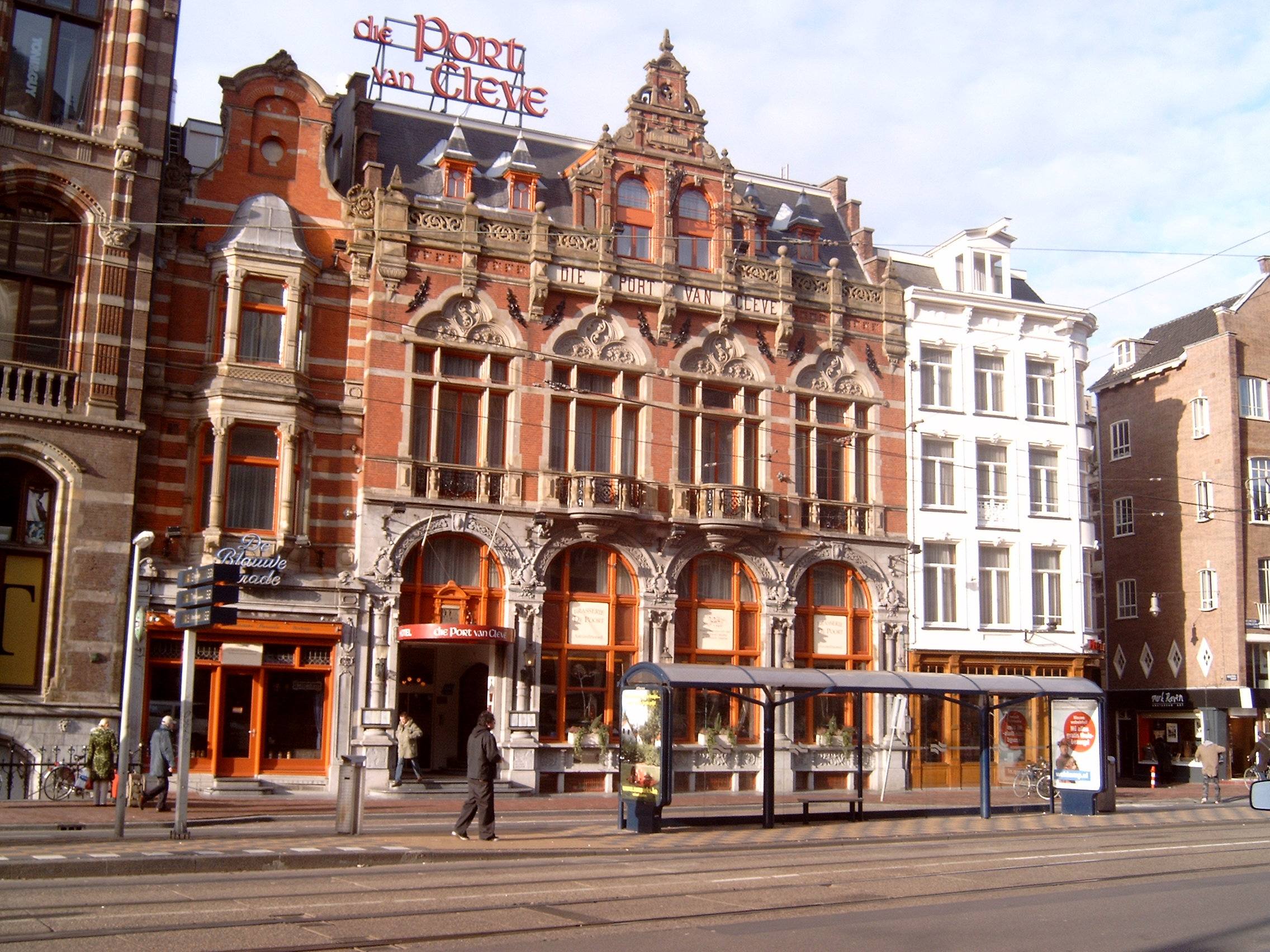 Die Port Van Cleve Amsterdam Hotel