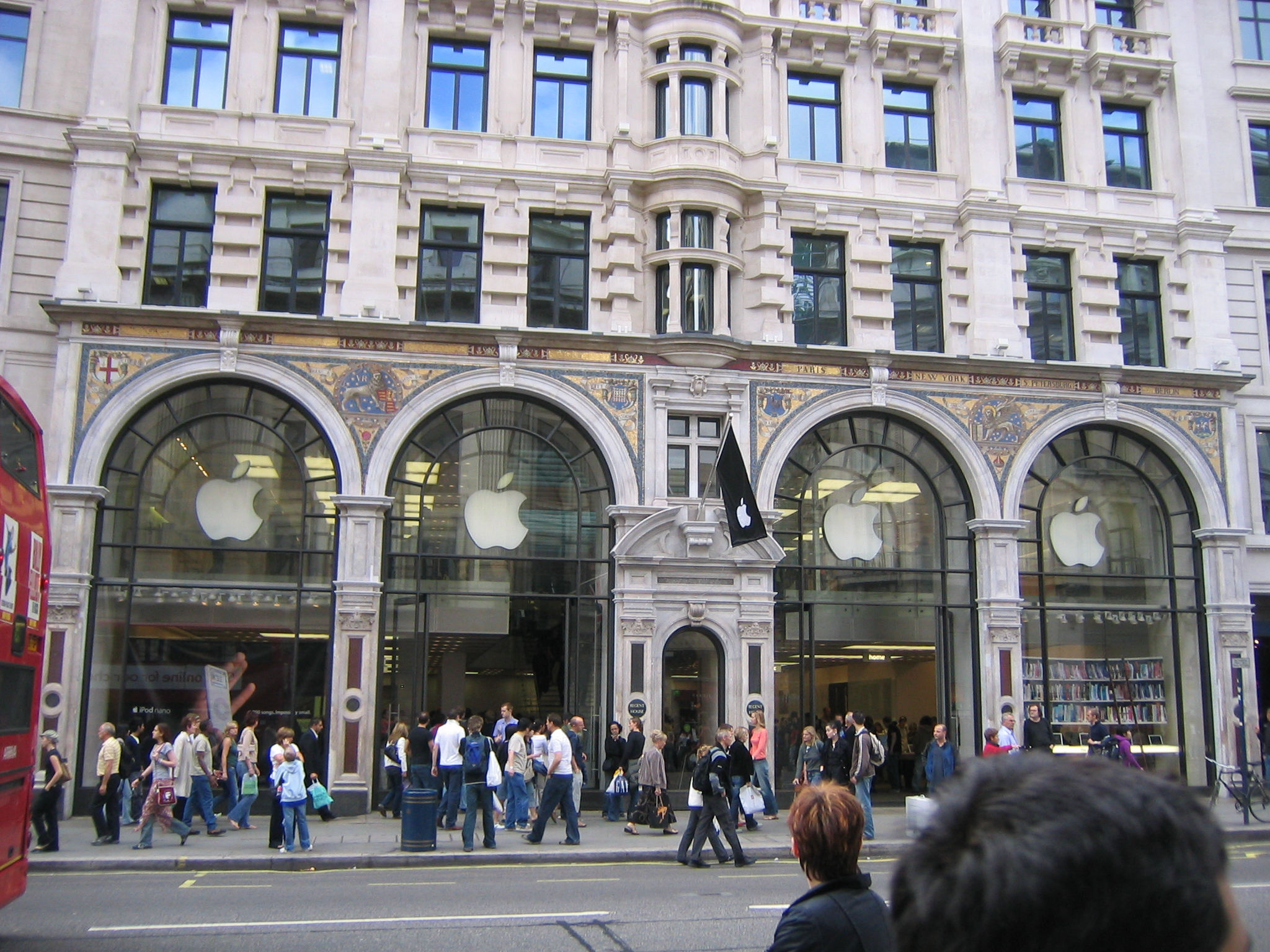 File:Apple Store Regent Street London UK-2005-09-24 jpg - Wikimedia