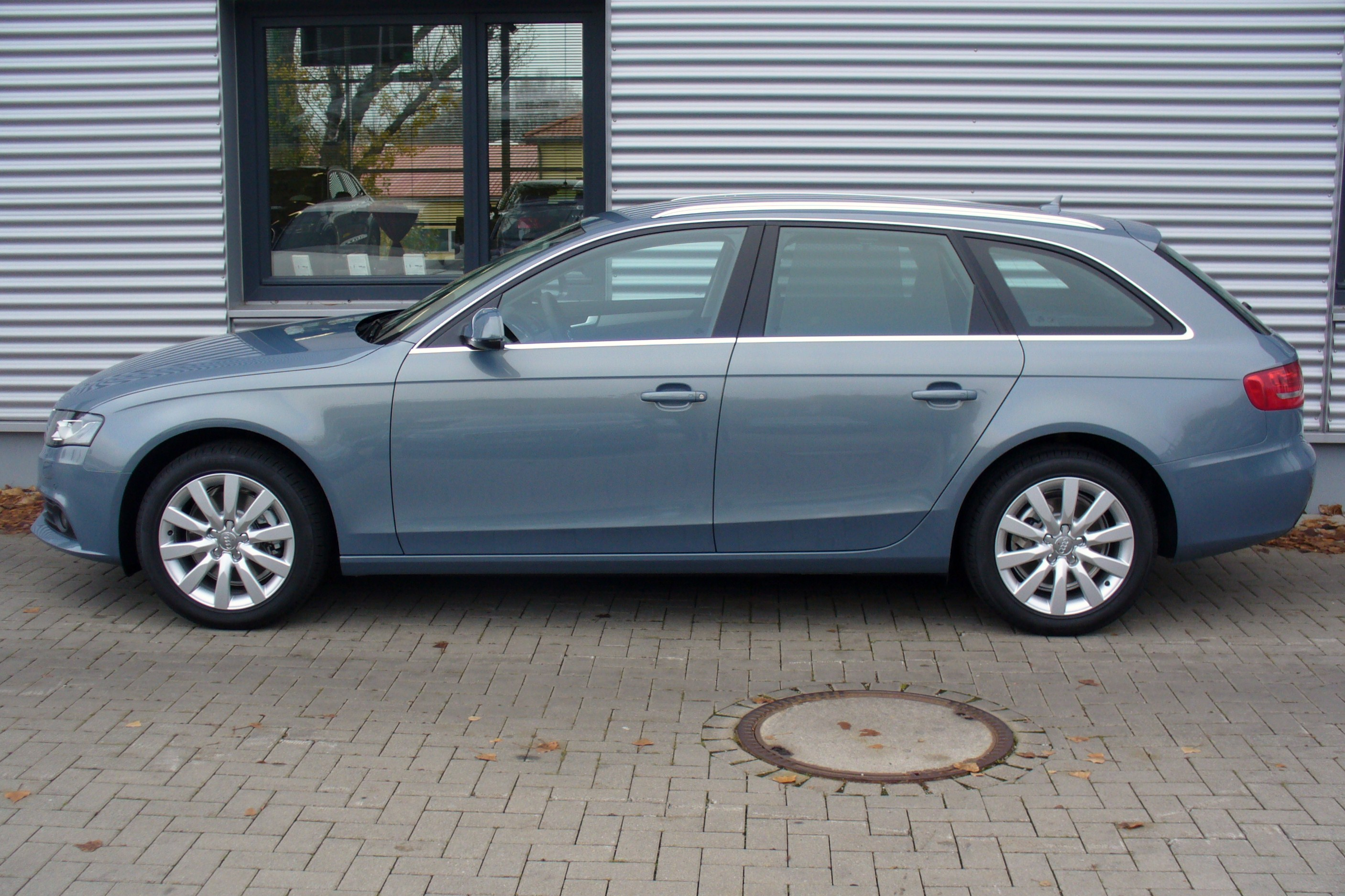 2011 Audi A4 Avant - Viewing Gallery
