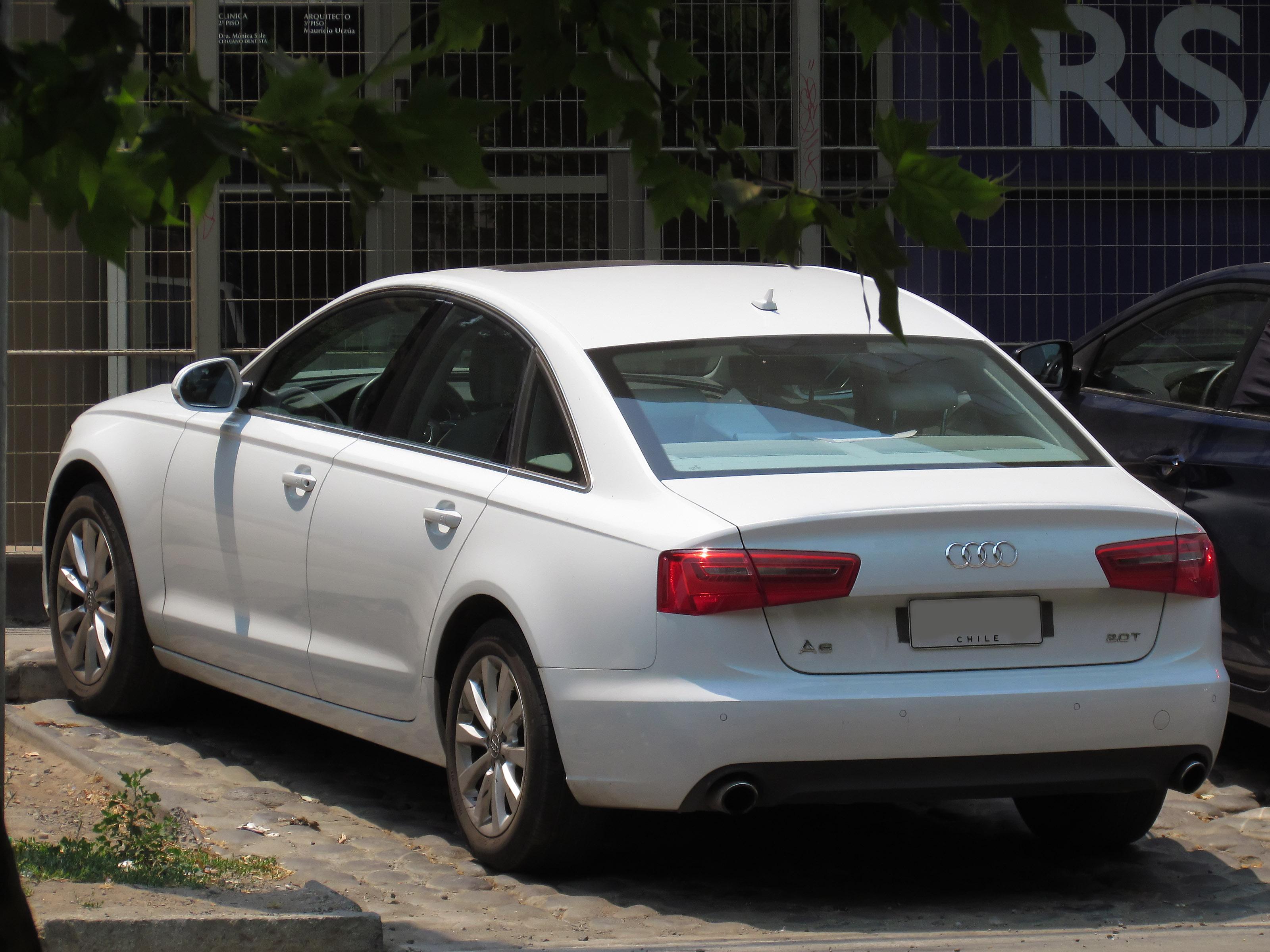 Kekurangan Audi A6 2.0 Spesifikasi