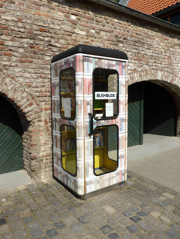 Bücherschrank Köln
