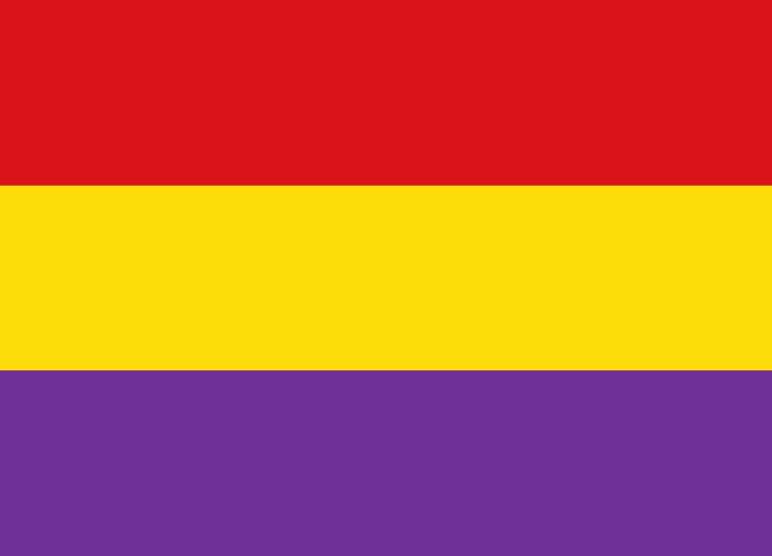 Filebandera De La Ii Republica Espanola Png