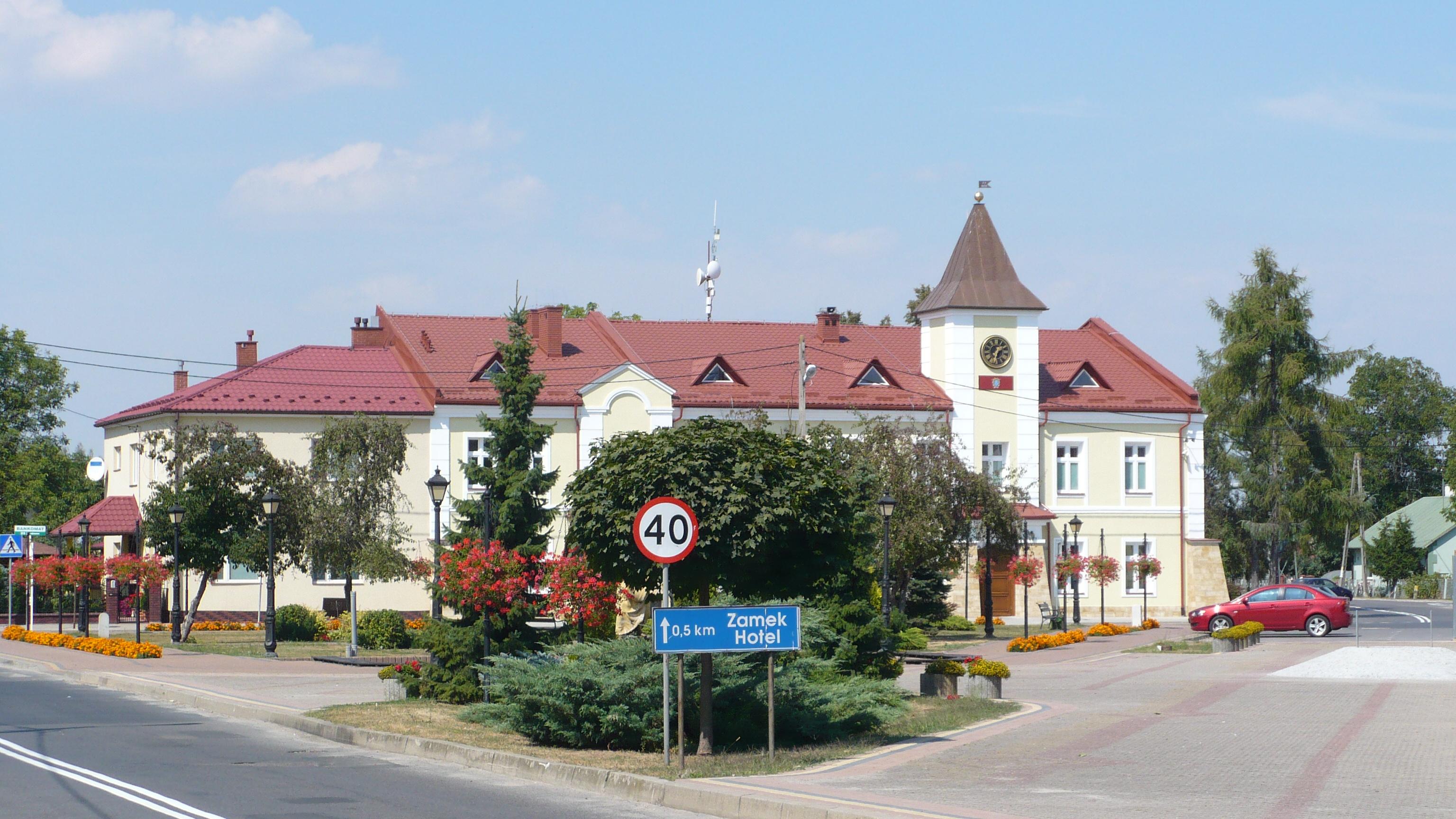Baranow City