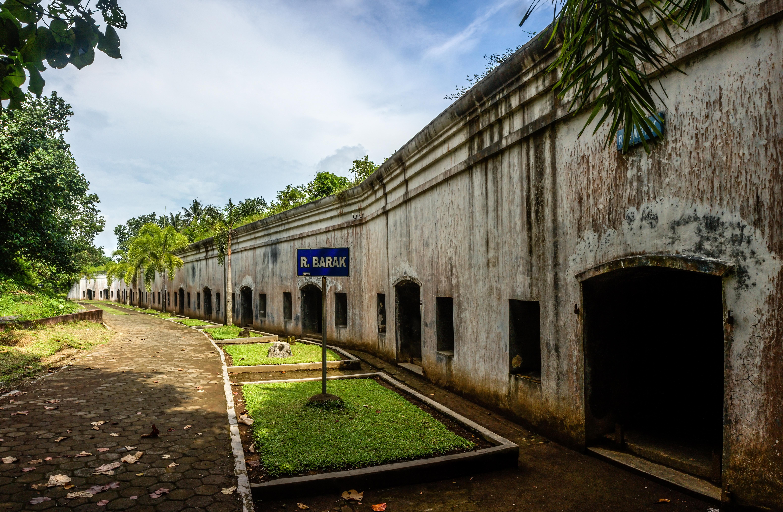 Benteng Pendem, Cilacap