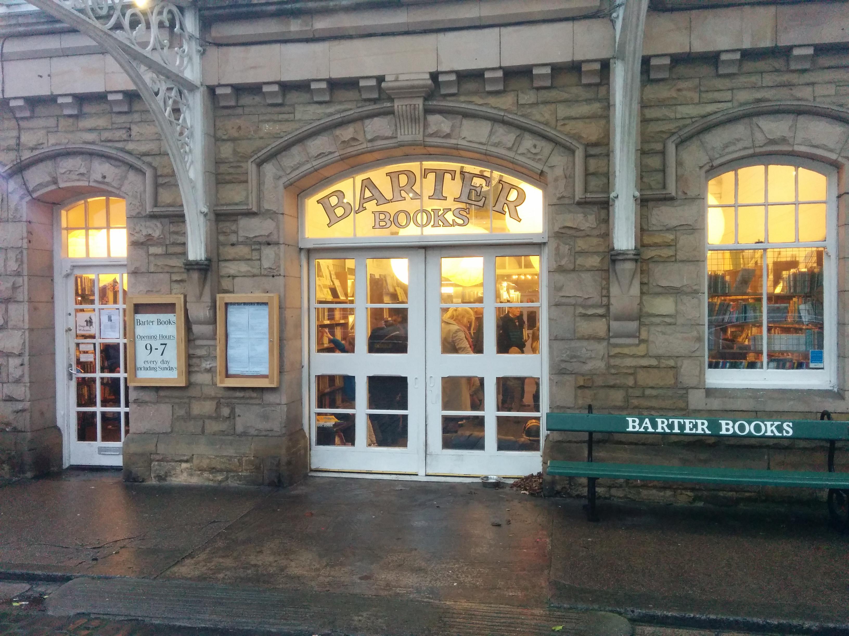 Barter Books - Wikipedia