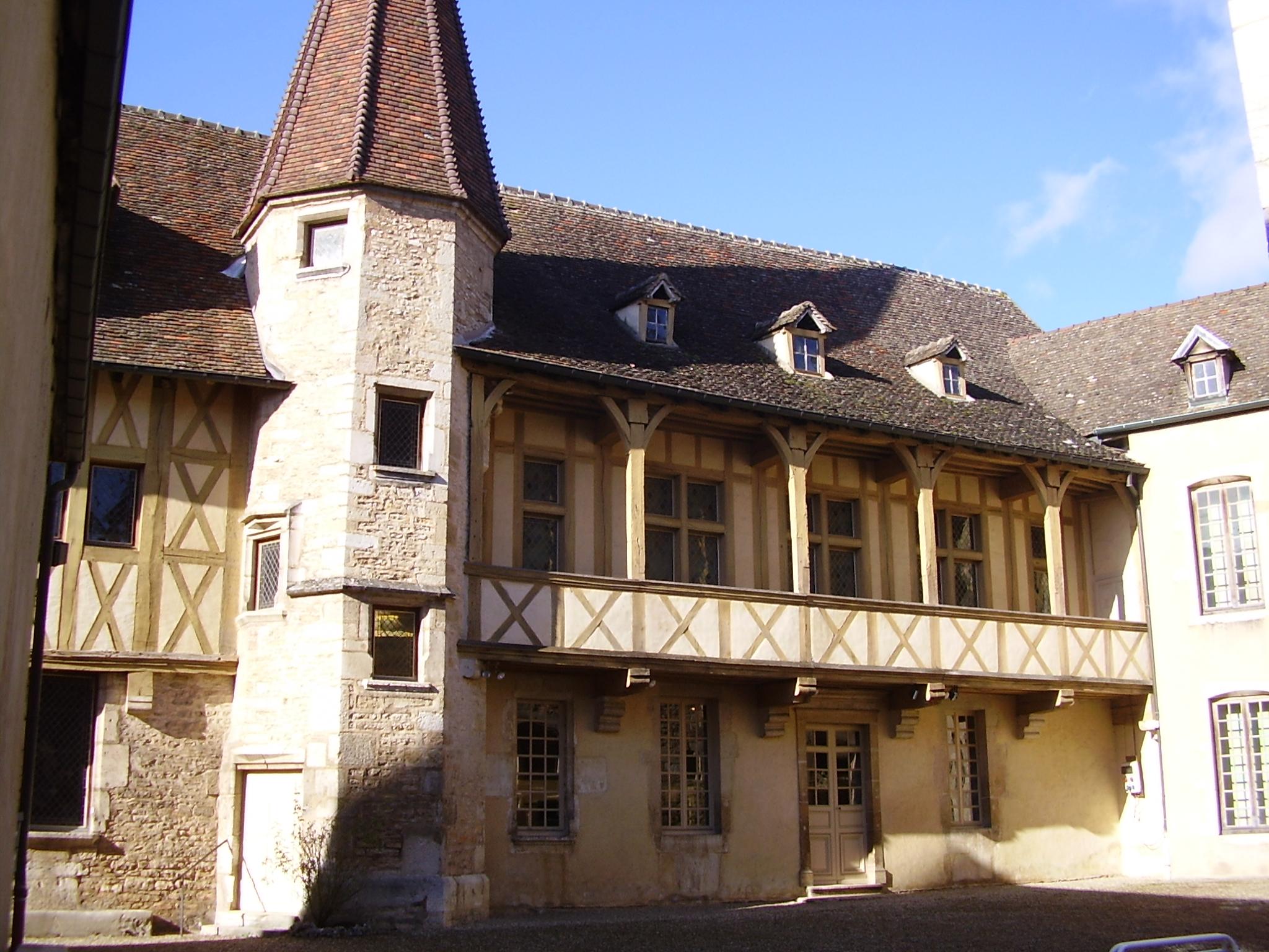 Hotel Des Ducs Dijon France
