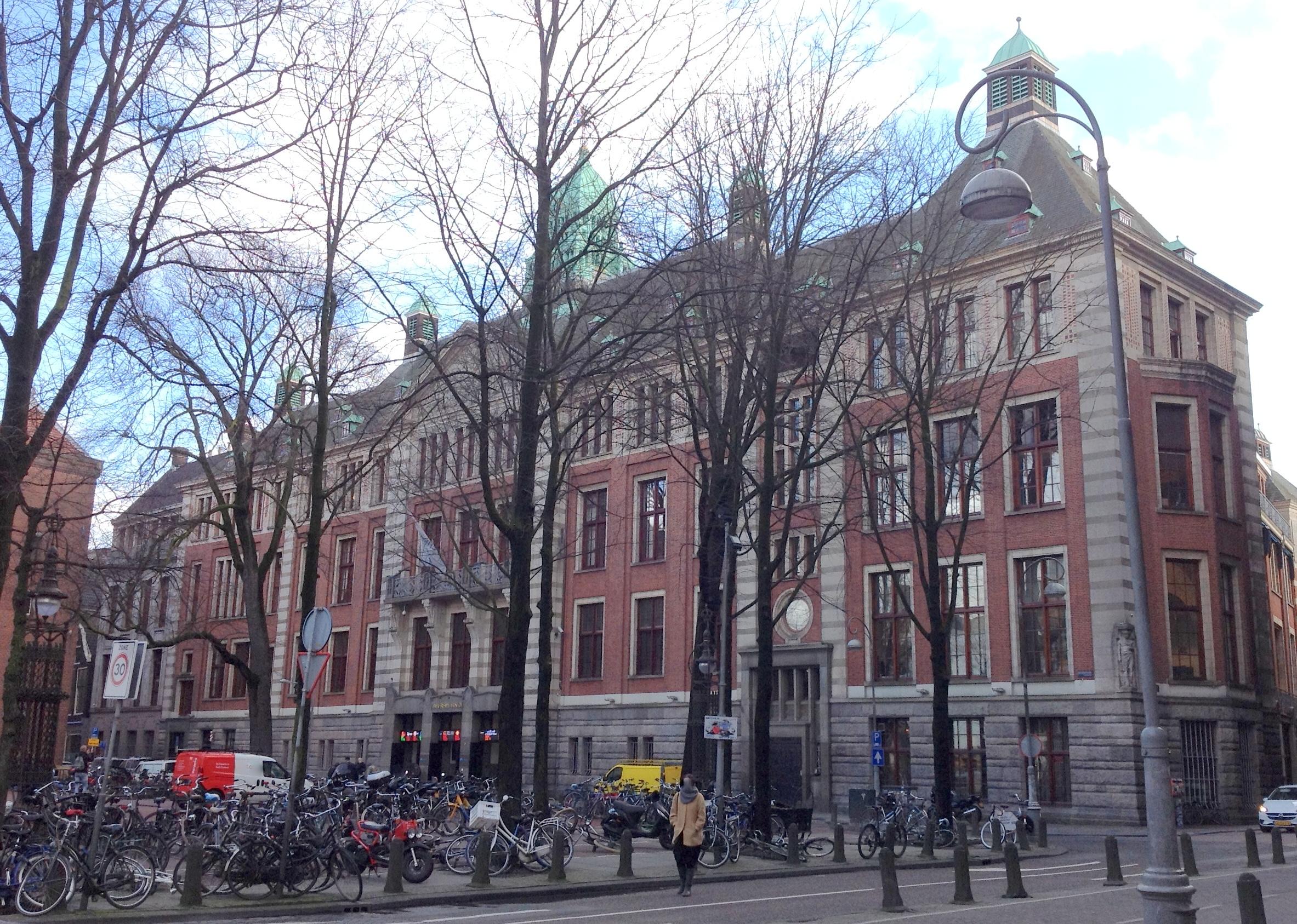 Deren in Amsterdam