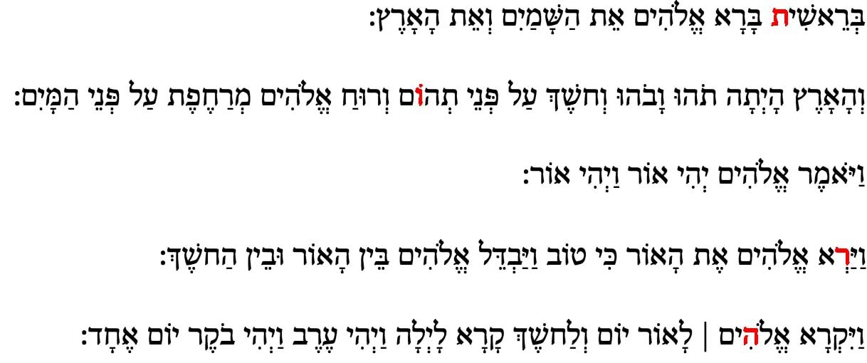 Bible code - Wikipedia