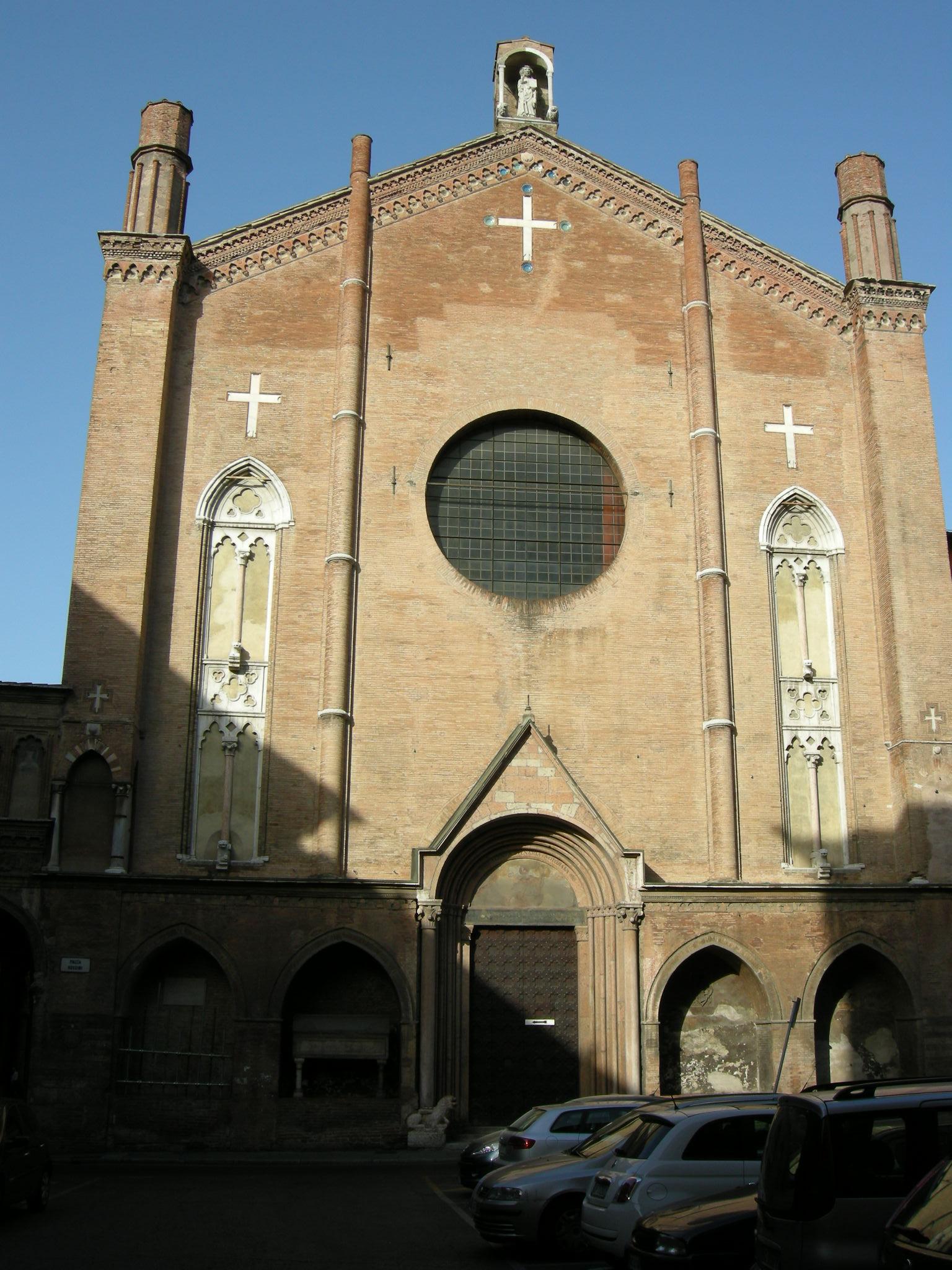 Datei:Bologna, san giacomo maggiore, facciata.JPG – Wikipedia