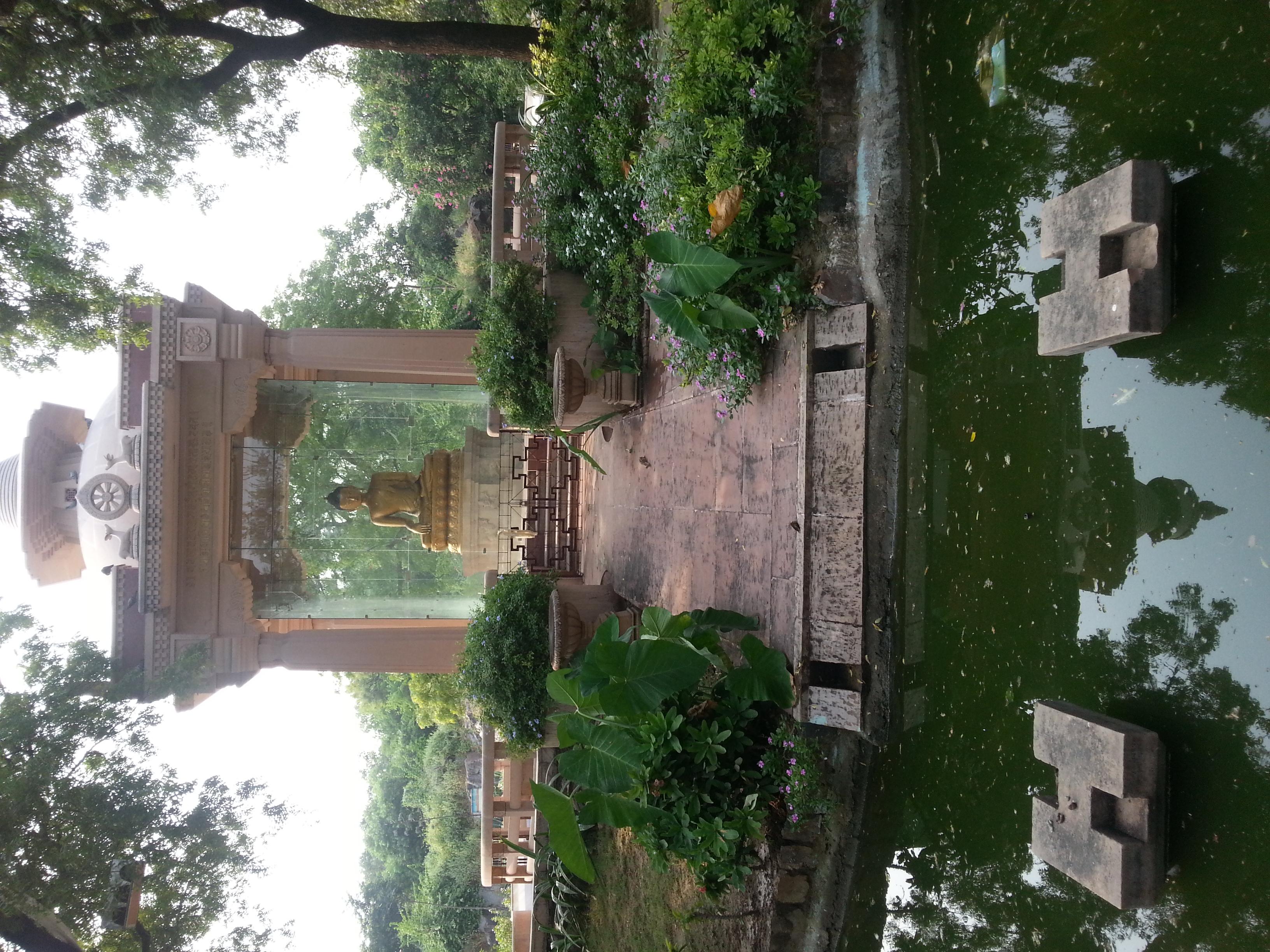 File Budha Statue At Budha Garden In Delhi 2013 09 12 19 00 Jpg Wikimedia Commons