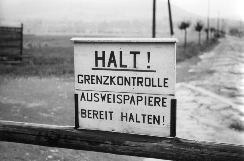 Bundesarchiv B 145 Bild-F000250-0050, Deutsch-deutsche Grenze bei Heldra