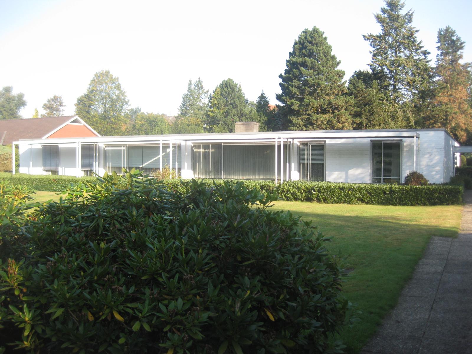 File Bungalow Doppelhaus In Munster Mauritz Architekt Max Von