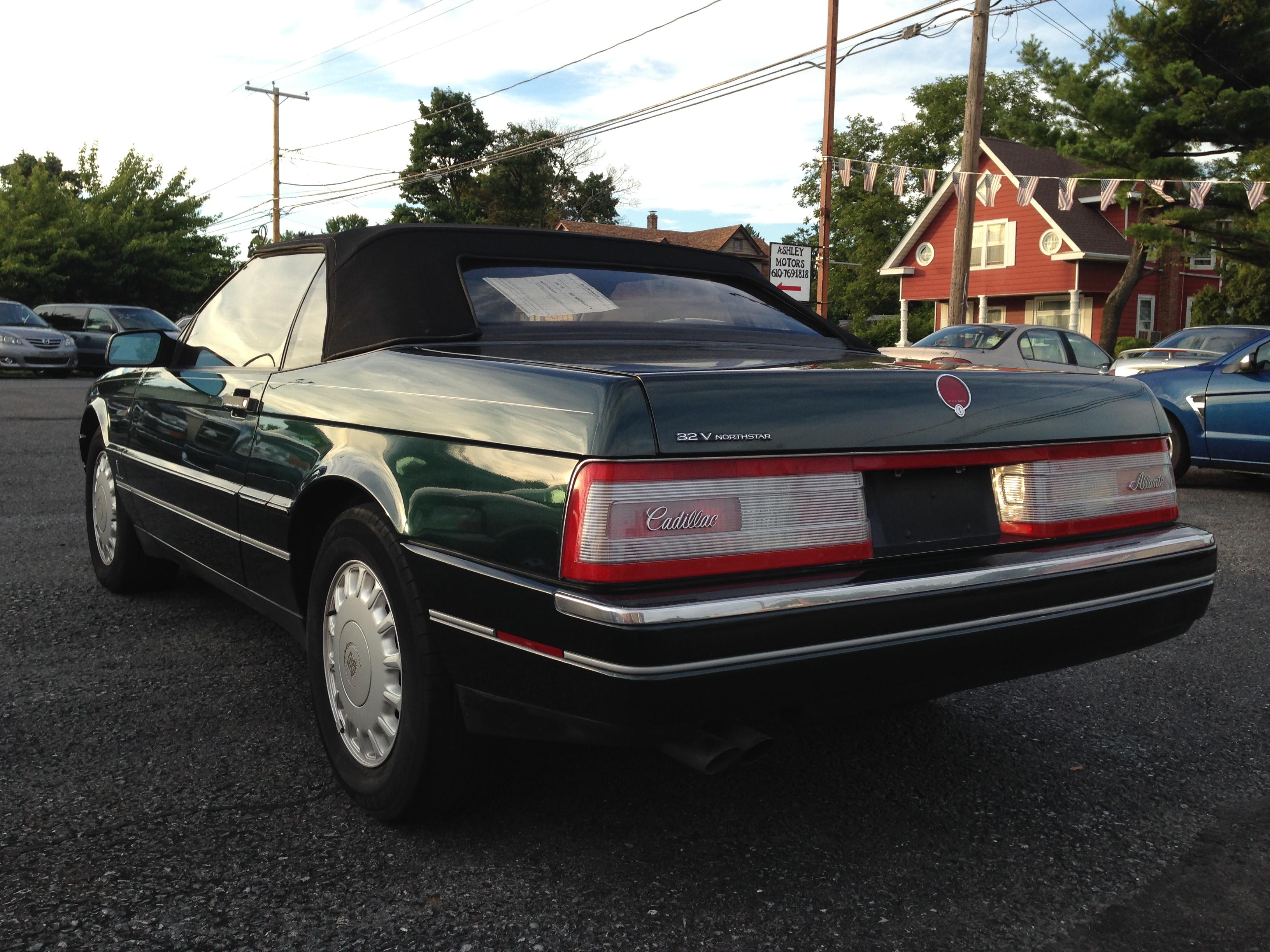 File:Cadillac Allante (14737644825).jpg - Wikimedia Commons