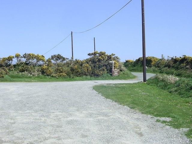 Car Park, near Garn Fawr - geograph.org.uk - 1274020