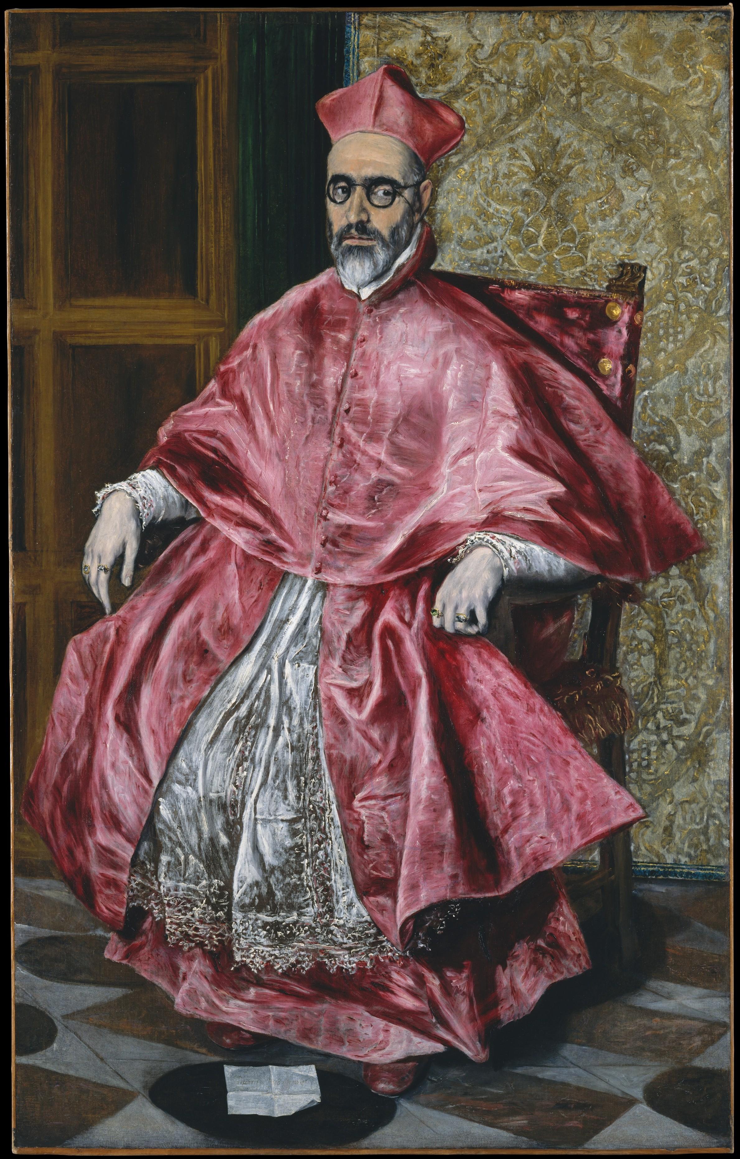 Image result for Portrait of Fernando Niño de Guevara