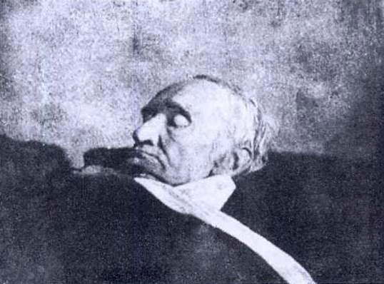 Carl Friedrich Gauss on his Deathbed, 1855.jpg