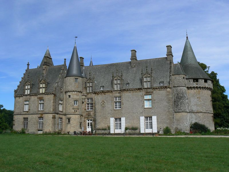 Château de Bonnefontaine (Ille-et-Vilaine)
