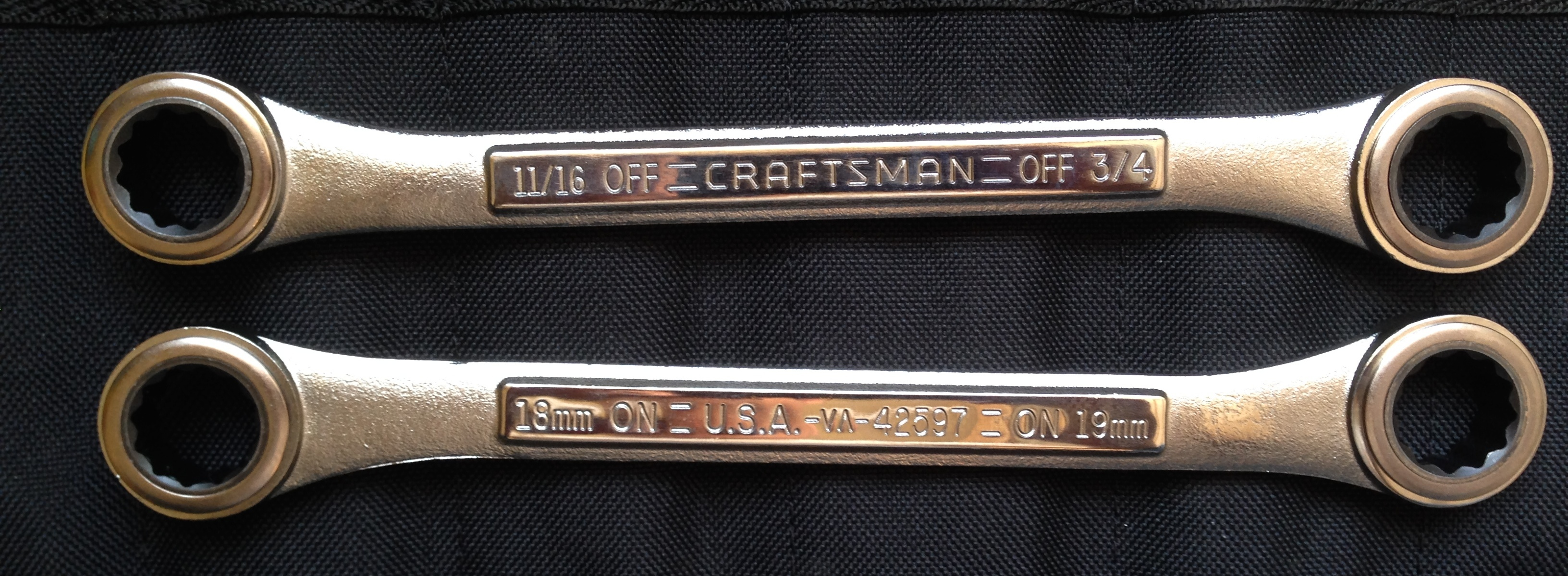dating craftsman wrenches Sears craftsman wrenches dave's fix it's loading  who has the best wrenches, snap-on, craftsman, pittsburgh (harbor freight), or matco.