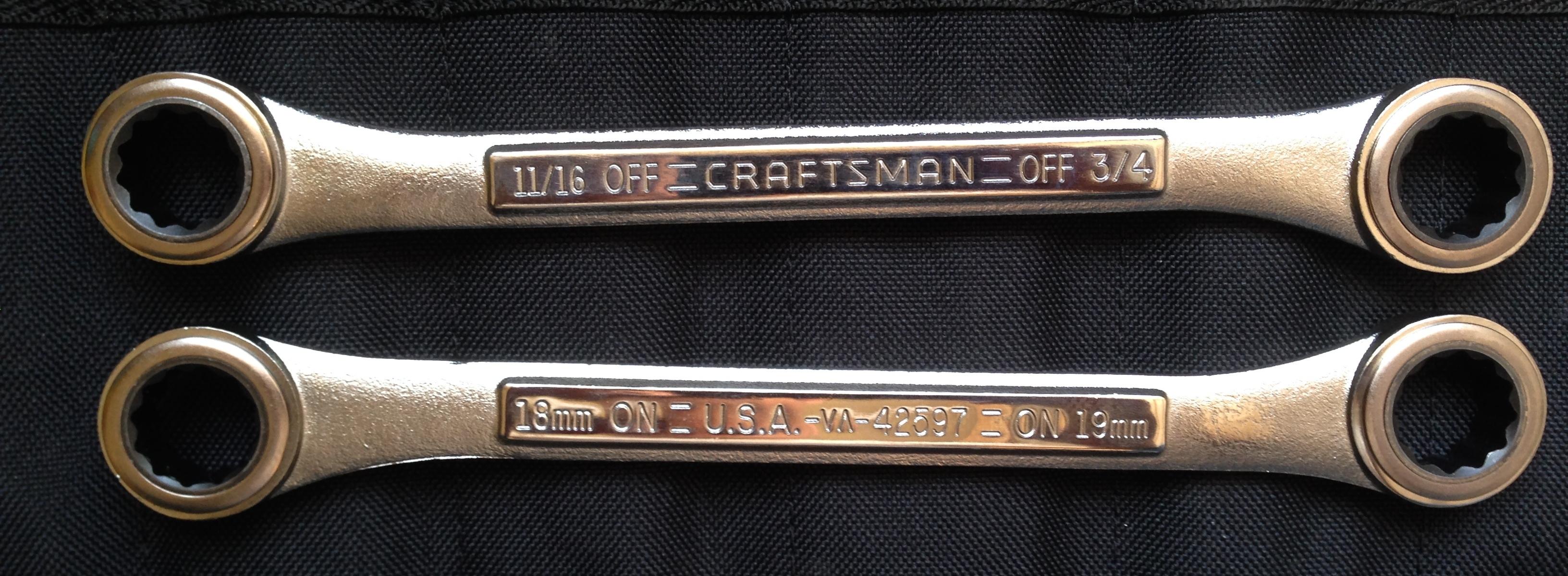 Craftsman ratchet dating