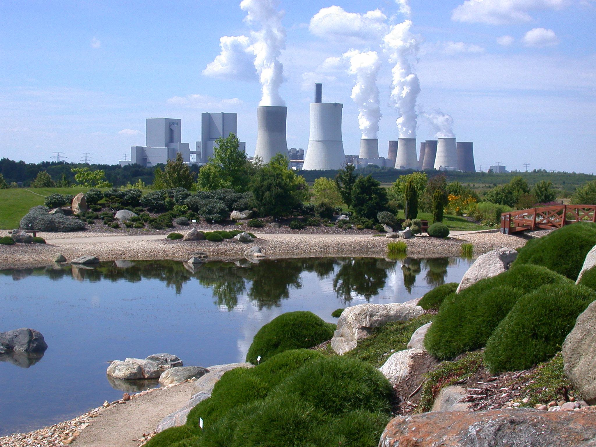 Kraftwerk Boxberg - Wikiwand