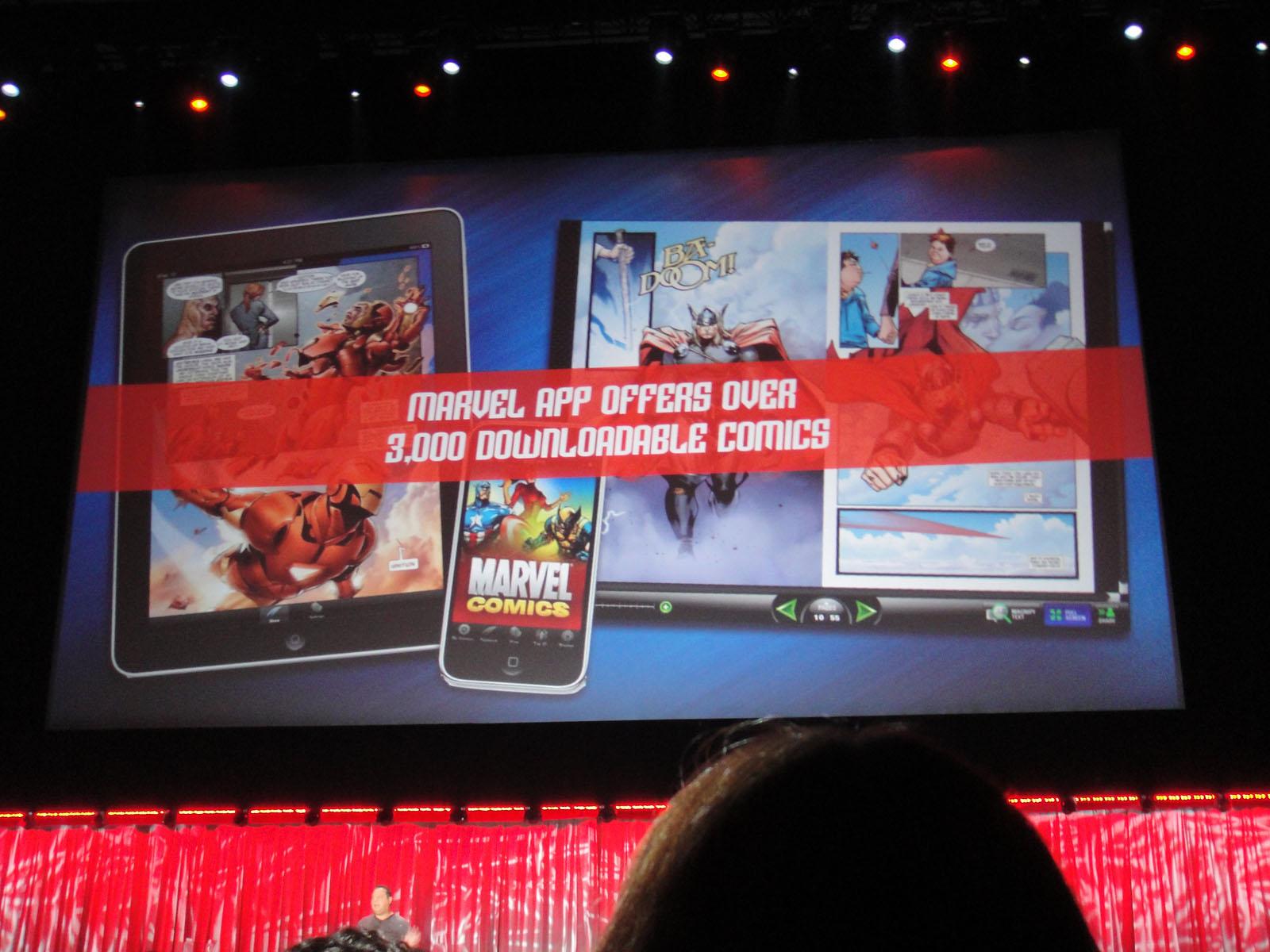 File:D23 Expo 2011 - Marvel panel - digital comics