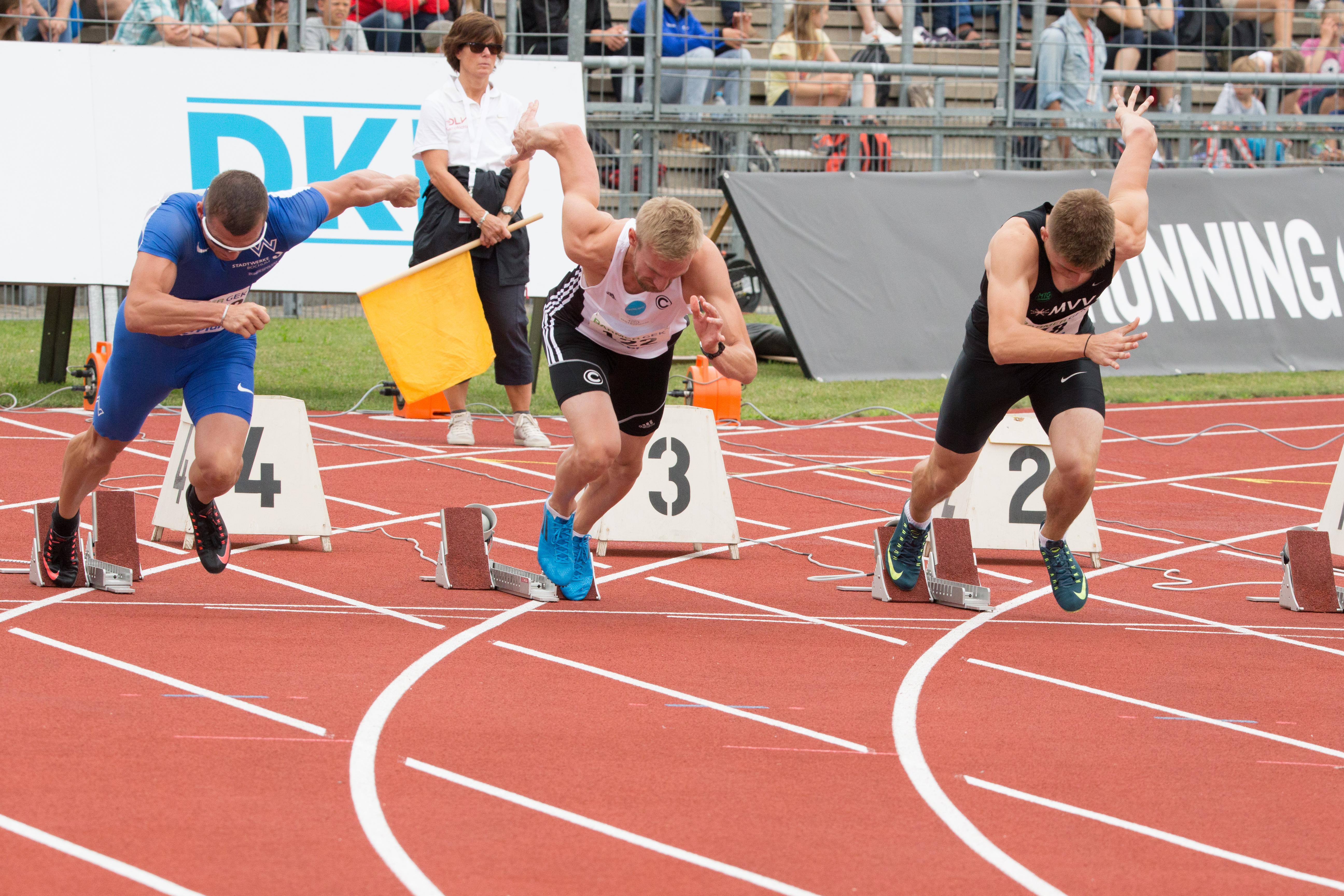 100m Männer