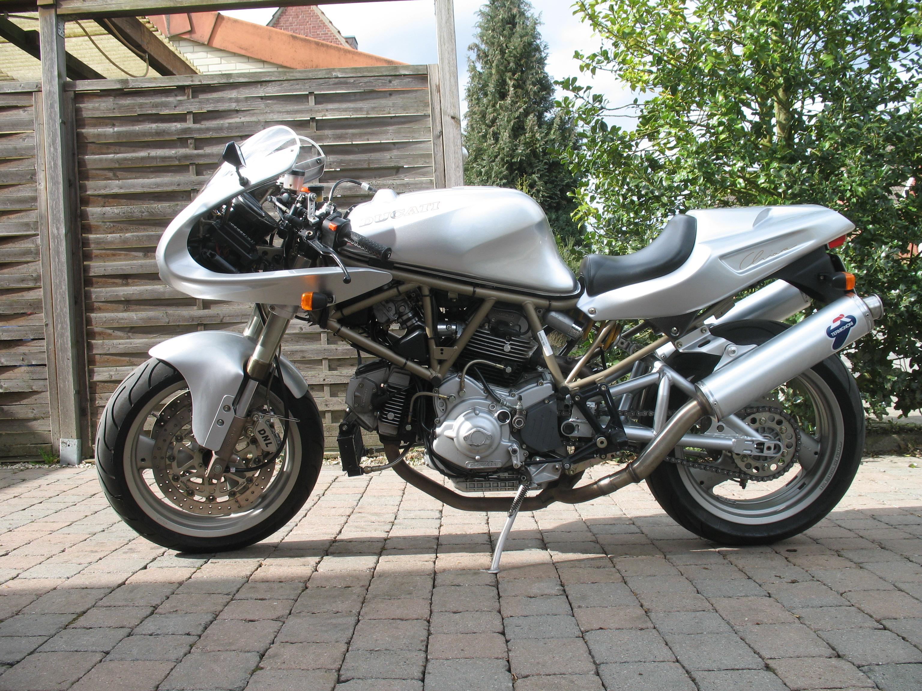 Ducati Scrambler Cafe Racer Accessories