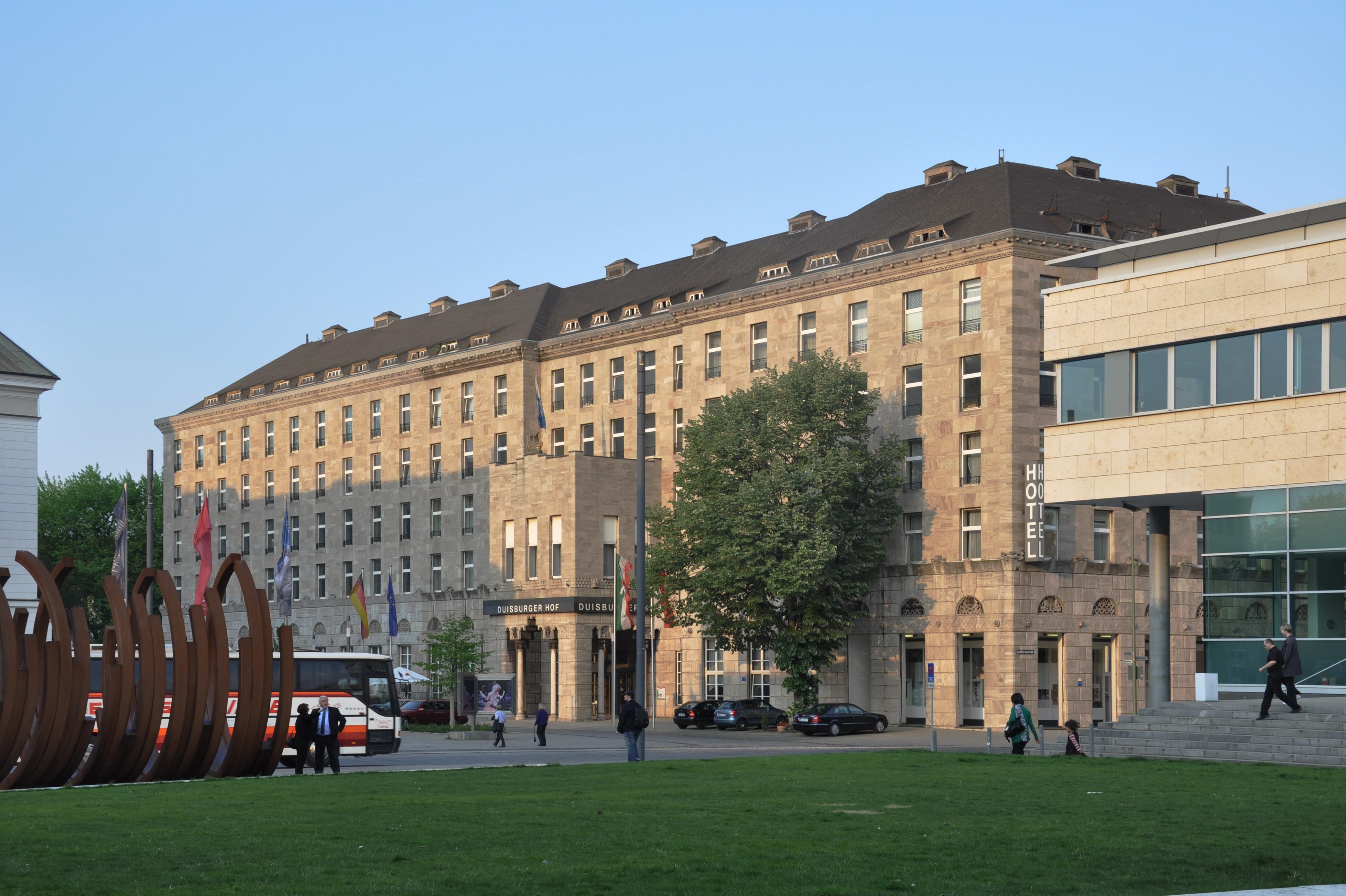 Hotel Duisburger Hof