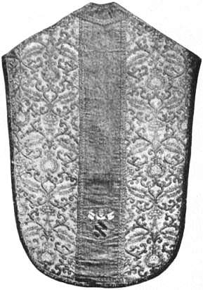 EB1911 Chasuble - Fig. 3.—Chasuble of Pope Pius V.jpg