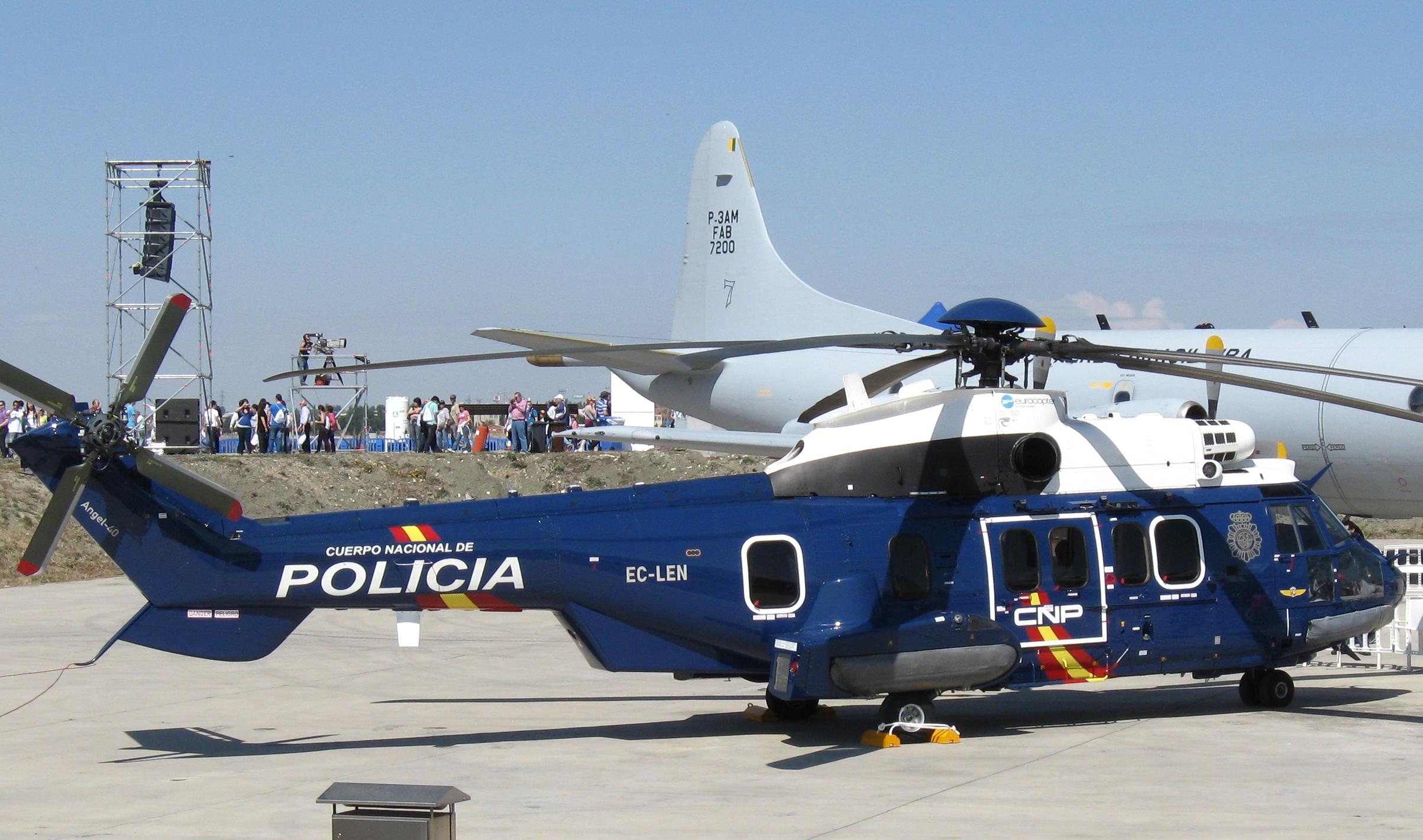 encerrar inyectar arco  Eurocopter EC225 Super Puma | Military Wiki | Fandom