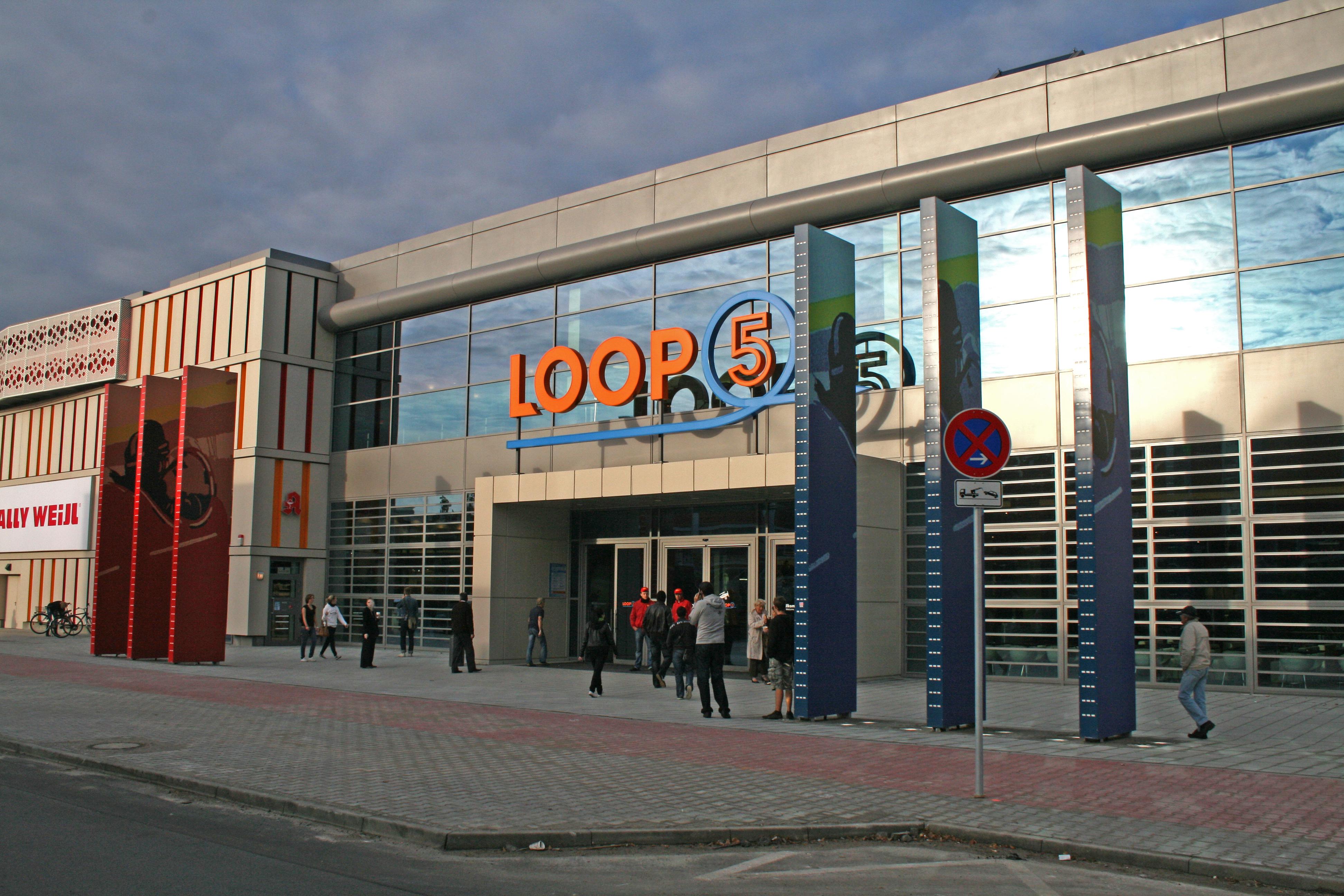 Einkaufszentrum Ulm