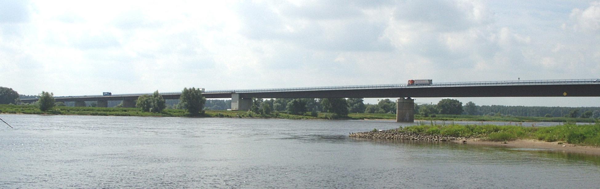 Elbebrücke bei Wittenberge - Quelle: Wikipedia