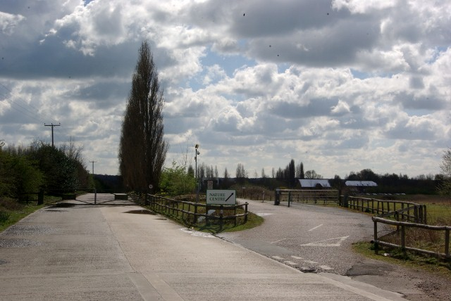 Entrance to Brandon Marsh Nature Centre - geograph.org.uk - 753275
