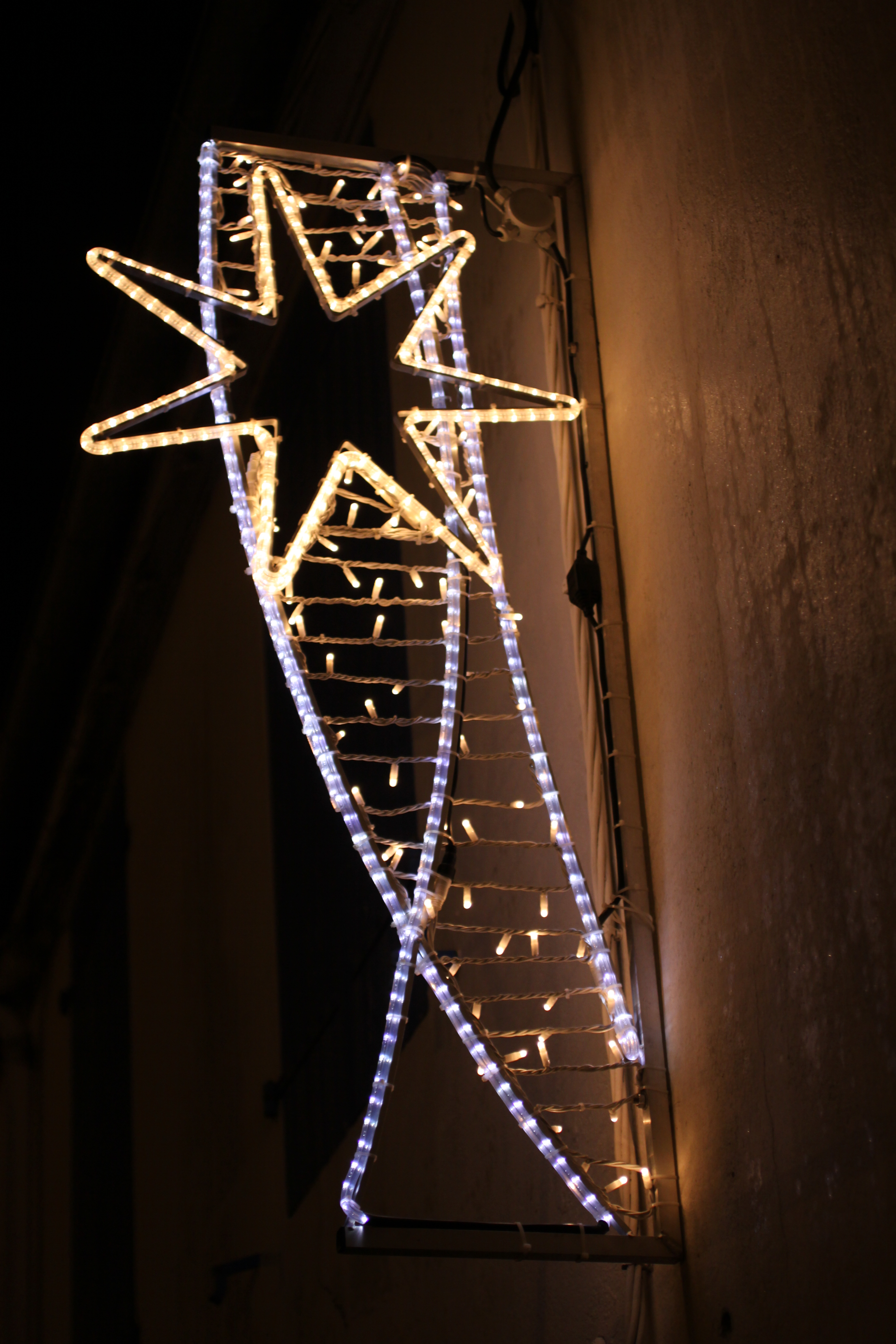 Etoile Decoration Noel  Ef Bf Bd Partir D Un Trapeze