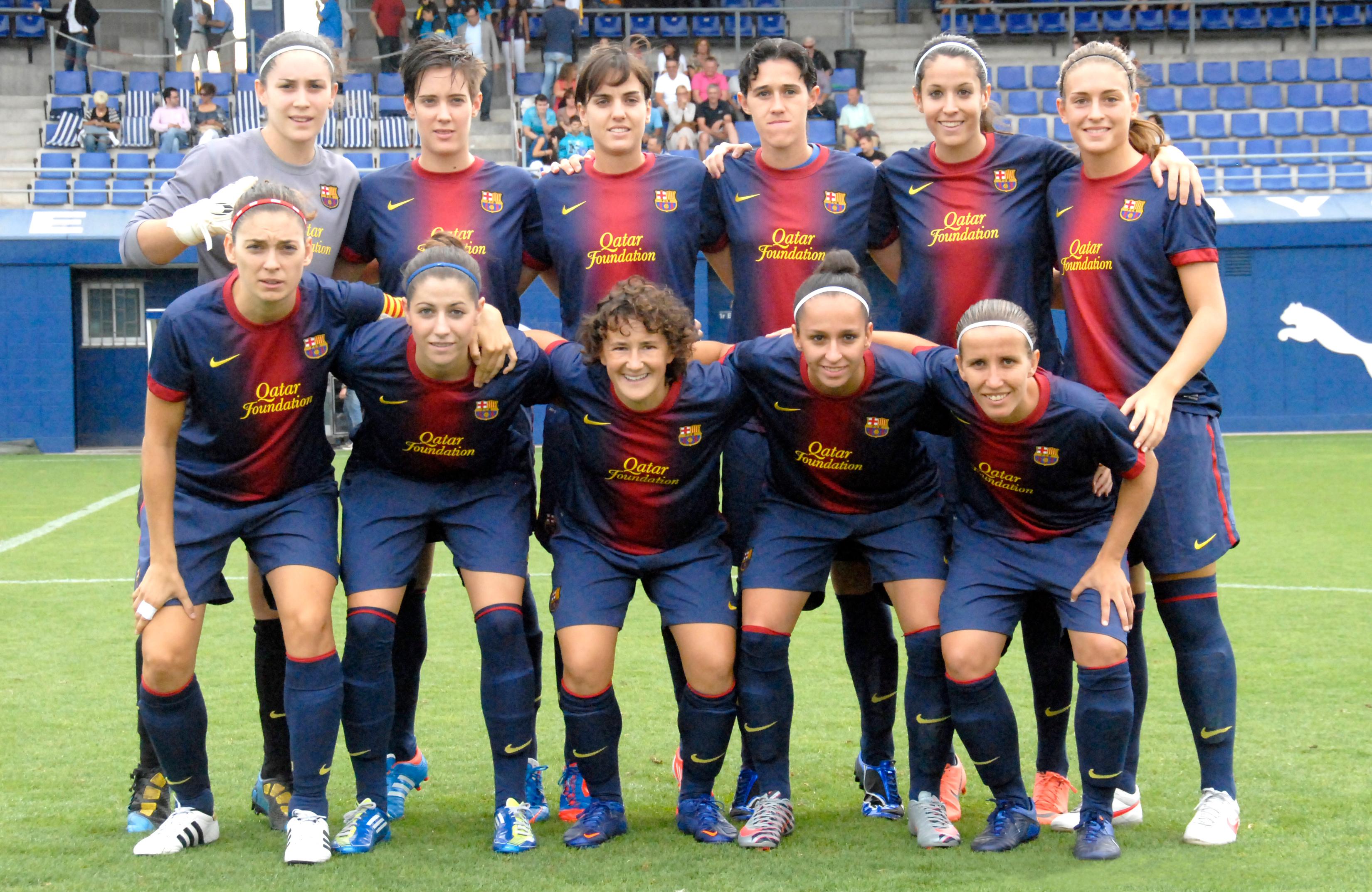 File:FC Barcelona femení.jpg - Wikimedia Commons