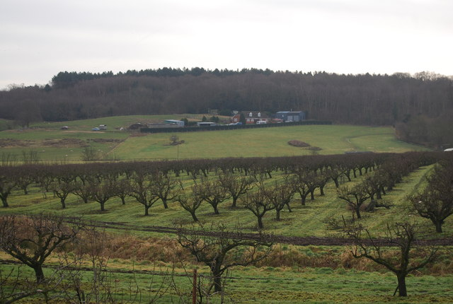 Farm near Petty France - geograph.org.uk - 1133062