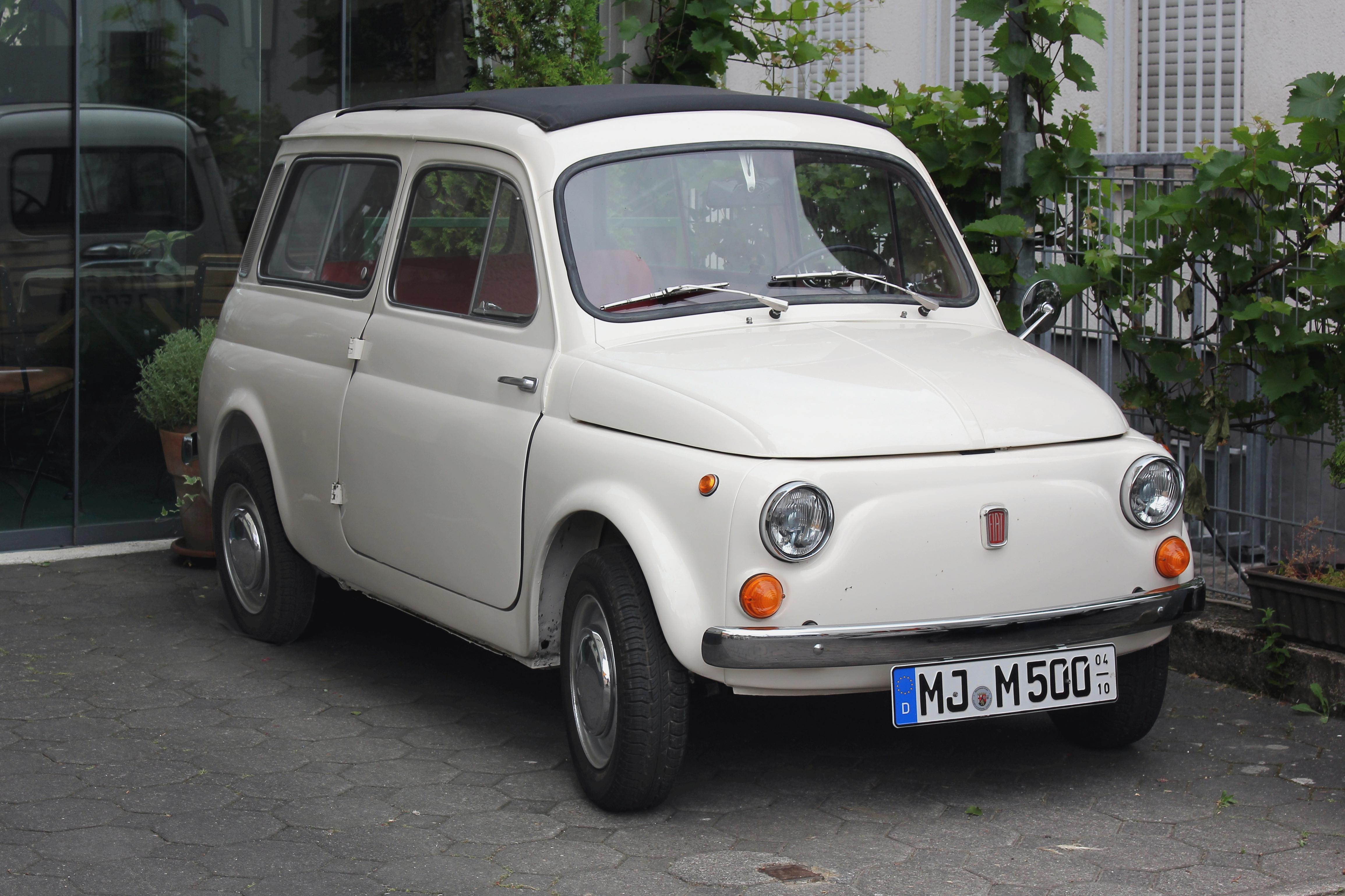 File Fiat 500 Giardiniera Bj 1969 2017 06 26 Re Jpg Wikimedia